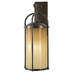 Dakota Outdoor Wall Sconce by Murray Feiss