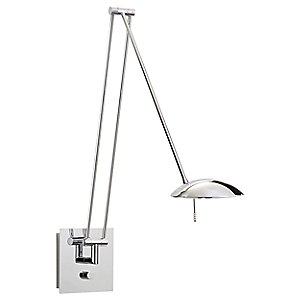Bernie Turbo Series Extended-Reach Wall Sconce by Holtkoetter