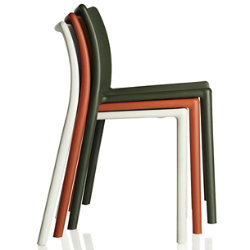 Air Chair (Set of 4) by Magis
