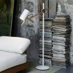 Scantling 28.8 Floor Lamp by Marset