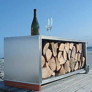 Firewood Trolley by Radius