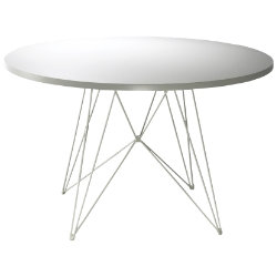 Tavolo XZ3 Round Table by Magis