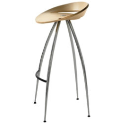 Lyra Stool (Set of 4) by Magis