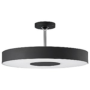Discus Semi-Flushmount by Forecast Lighting