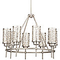 Brocade Chandelier by Forecast Lighting
