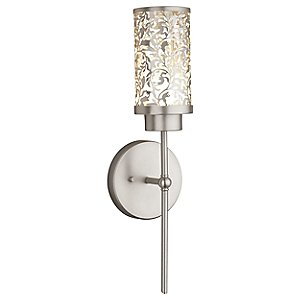 Brocade Wall Sconce by Forecast Lighting