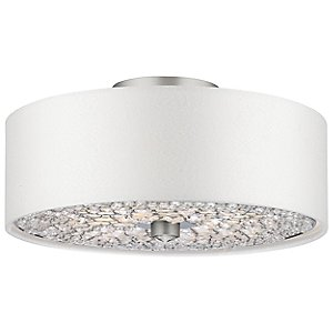 Pavo Semi-Flushmount by Forecast Lighting