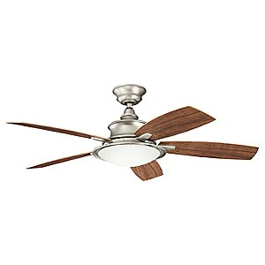 Cameron Outdoor Ceiling Fan by Kichler