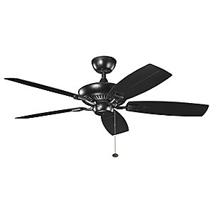 Canfield Patio Ceiling Fan by Kichler