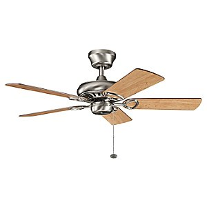 Sutter Place Ceiling Fan by Kichler