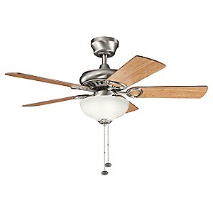 Sutter Place Select Ceiling Fan by Kichler