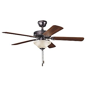 Sterling Manor Select ES Ceiling Fan by Kichler
