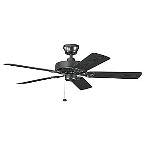 Sterling Manor Patio Ceiling Fan by Kichler
