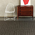 Rib Weave Floormat by Chilewich