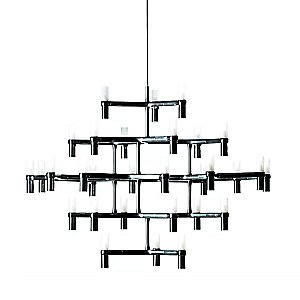 Crown Major Chandelier by Nemo Italianaluce