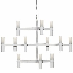 Crown Minor Chandelier by Nemo Italianaluce