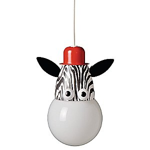 Kidsplace Zebra Pendant by Philips