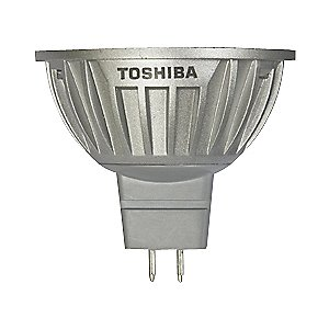 7 Watt LED MR16 Bulb by Toshiba