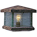 Triumph VX Outdoor Deck Lantern by Maxim Lighting