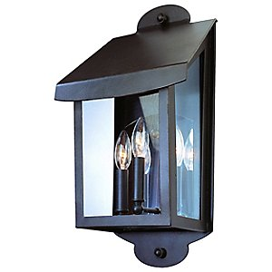 Alpine Outdoor Wall Sconce by Troy Lighting