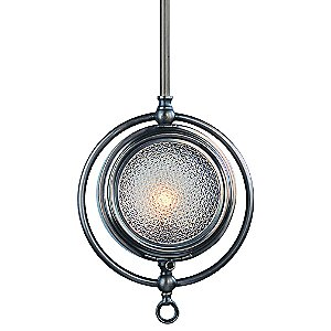 Nautilus Outdoor Pendant by Troy Lighting