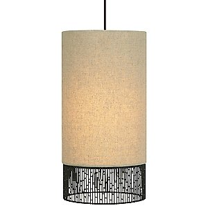 Hollywood Beach Long Pendant by LBL Lighting