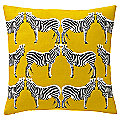 Zebra Pillow by DwellStudio