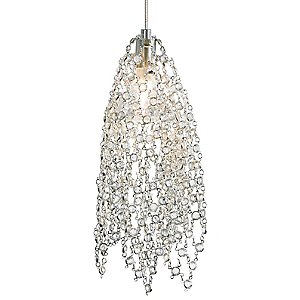 Mademoiselle No. 1 Pendant by LBL Lighting