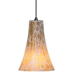Mini-Indulgent Pendant by LBL Lighting