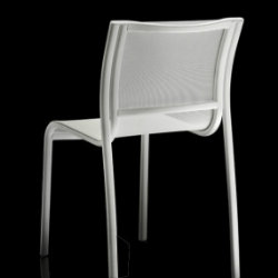 Paso Doble Outdoor Chair Set of 2 by Magis