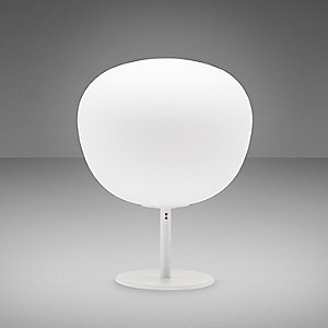 Lumi - Mochi Table Lamp with Stand by Fabbian