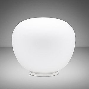 Lumi - Mochi Table Lamp by Fabbian
