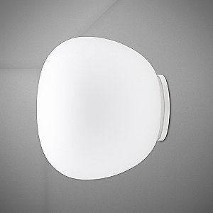 Lumi - Mochi Wall/Ceiling Light by Fabbian