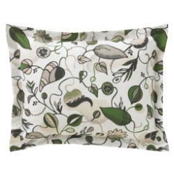 Magnus Standard Sham Pair by DwellStudio