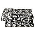 Knotted Trellis Sheet Set by DwellStudio