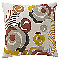 Deco Floral Pillow by DwellStudio
