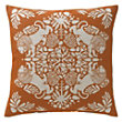 Lion Pillow by DwellStudio