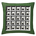 Deco Border Pillow by DwellStudio