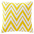 Chevron Pillow by DwellStudio