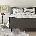 Watercolor Duvet Set by DwellStudio