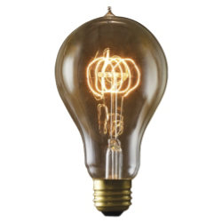 25 Watt A23 Loop Series Bulb by Bulbrite