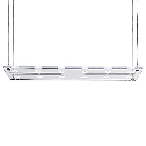 Sospesa Linear Suspension by Fabbian