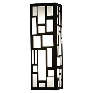 Genesis 11218 Wall Sconce by Ultralights