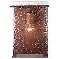 Rain Wall Sconce by Varaluz