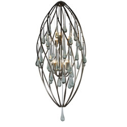 Area 51 Foyer Pendant by Varaluz