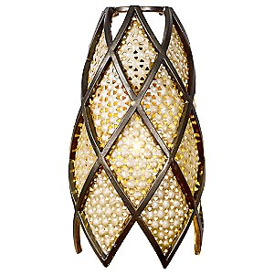 Argyle Wall Sconce by Varaluz