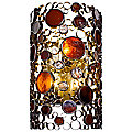 Fascination Outdoor Wall Sconce by Varaluz