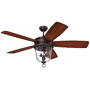 Fredericksburg Ceiling Fan by Craftmade