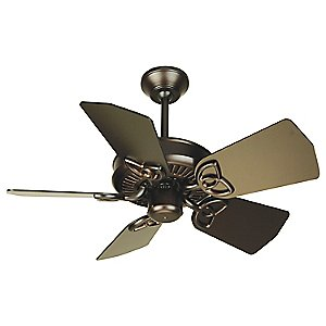 Piccolo Ceiling Fan by Craftmade