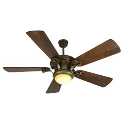 Amphora Ceiling Fan by Craftmade
